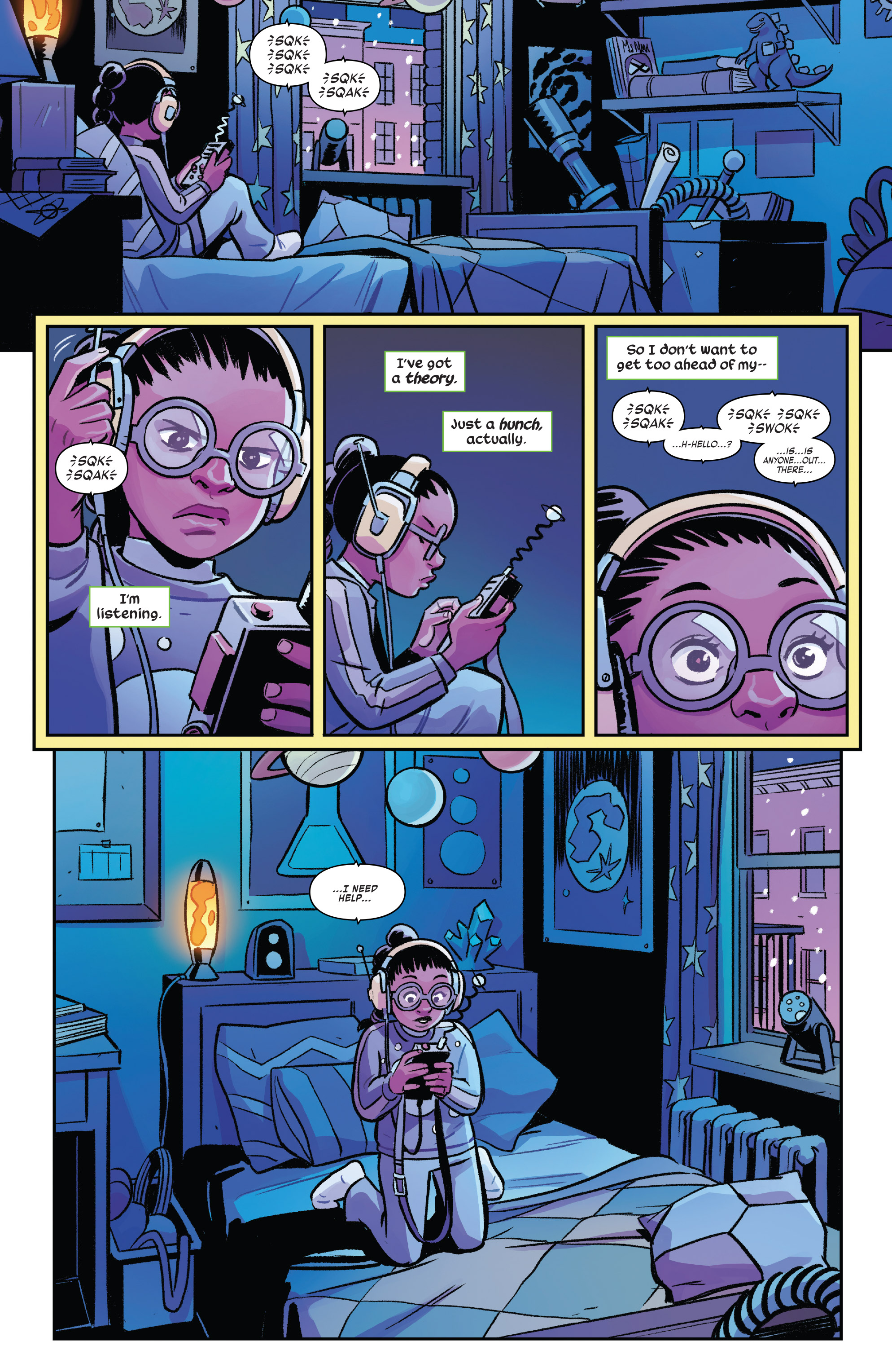 Read online Moon Girl And Devil Dinosaur comic -  Issue #19 - 7