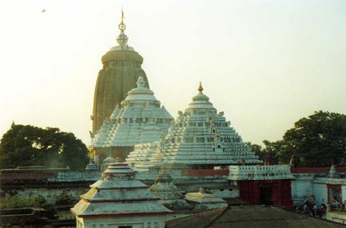The Jagannath Temple, Puri, Odisha