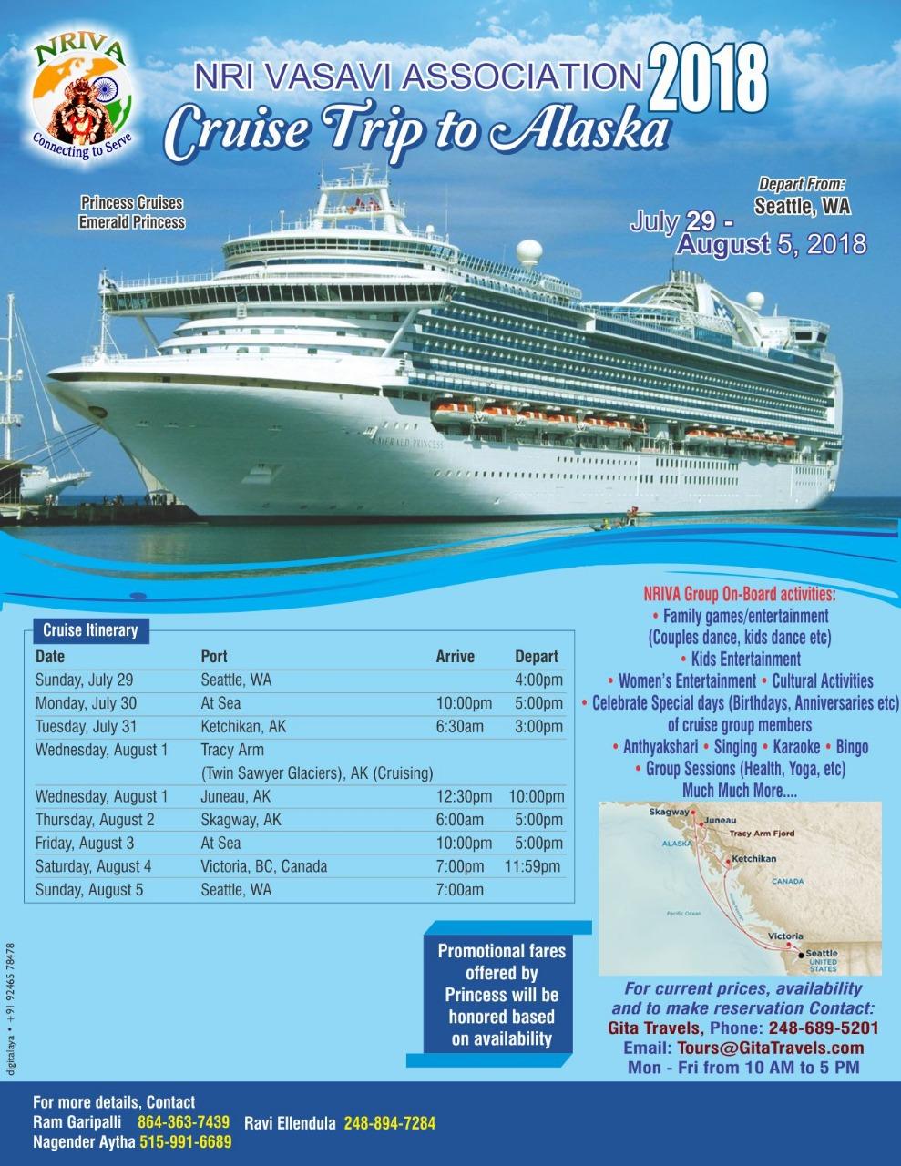 nriva cruise trip 2018  cruise flyer