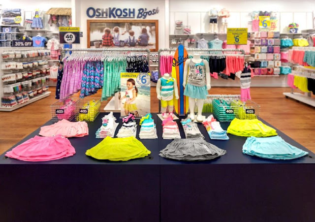 Loja Oshkosh B'Gosh em Orlando