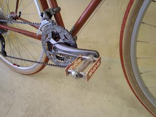 三ヶ島プライムシルバン ツーリングの銅メッキ