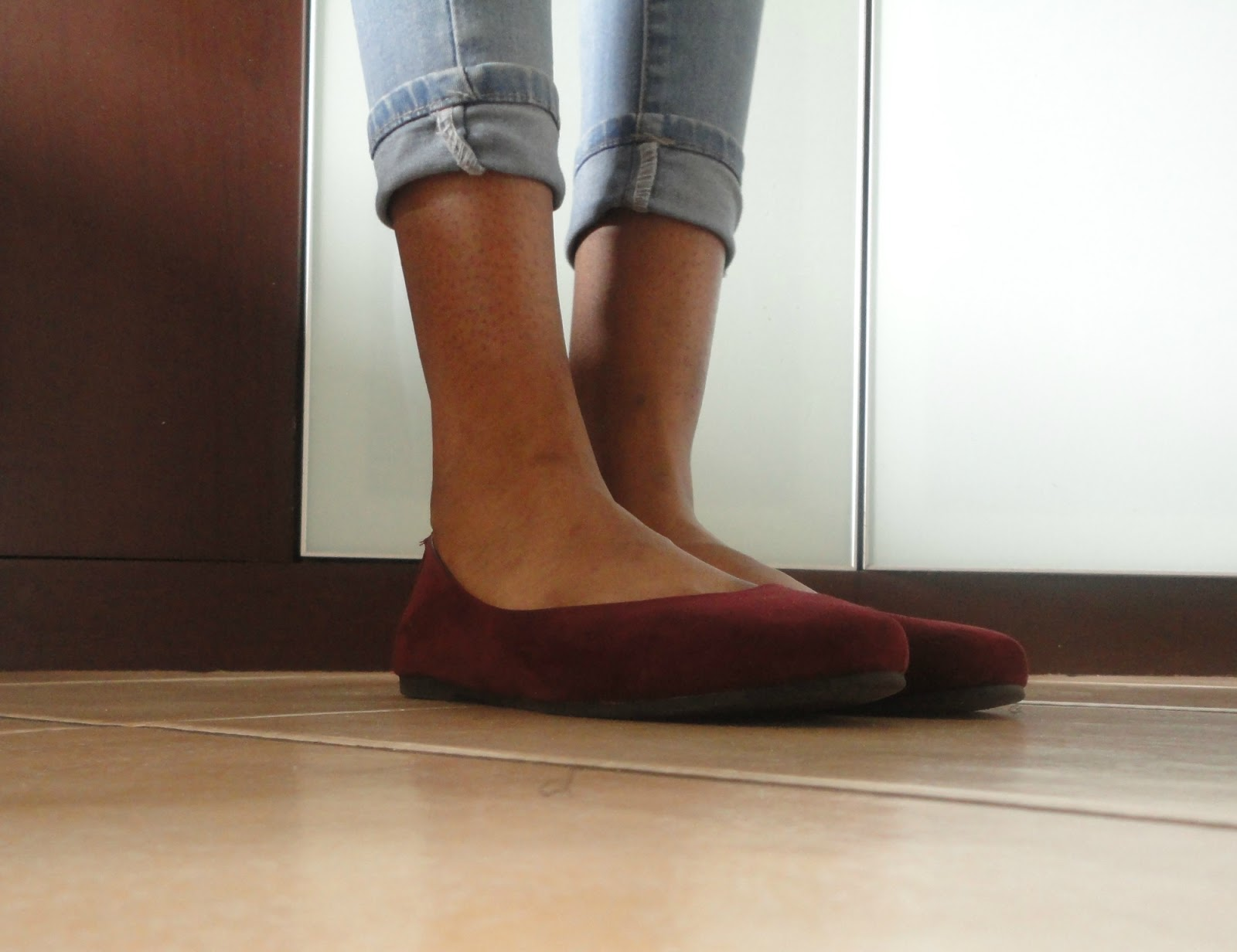 Mes chaussures du moment