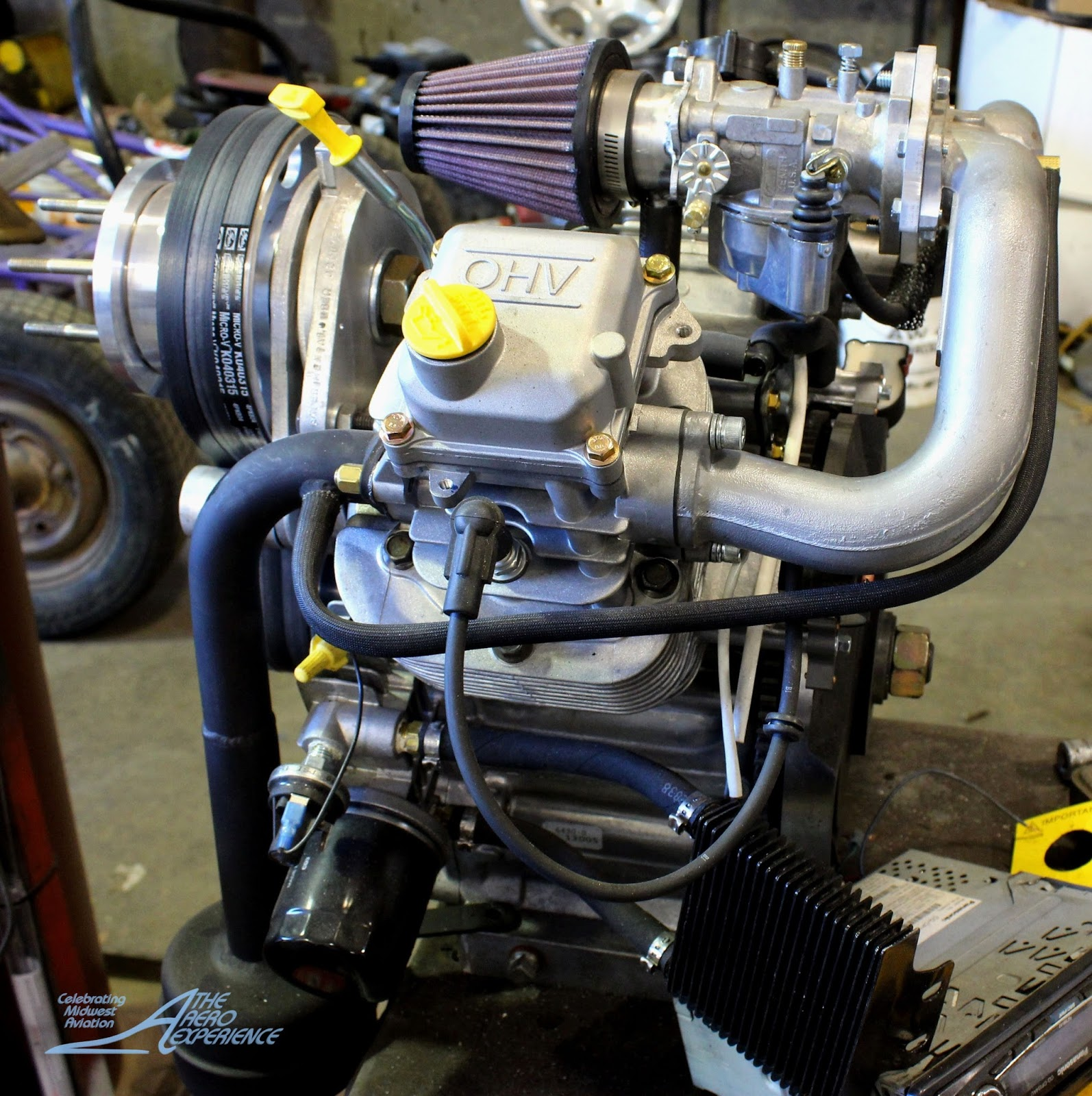 Vw 1600 New Engine: The Aero Experience: Midwest Aviation Family Business