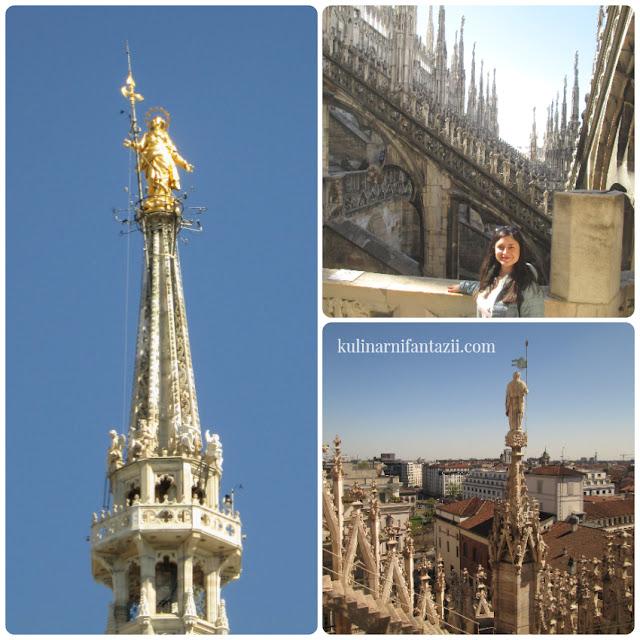 Катедралата Дуомо в Милано