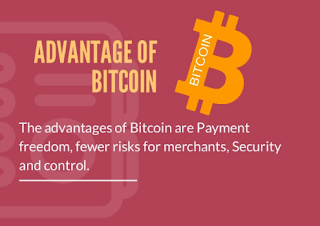 The advantages of Bitcoin