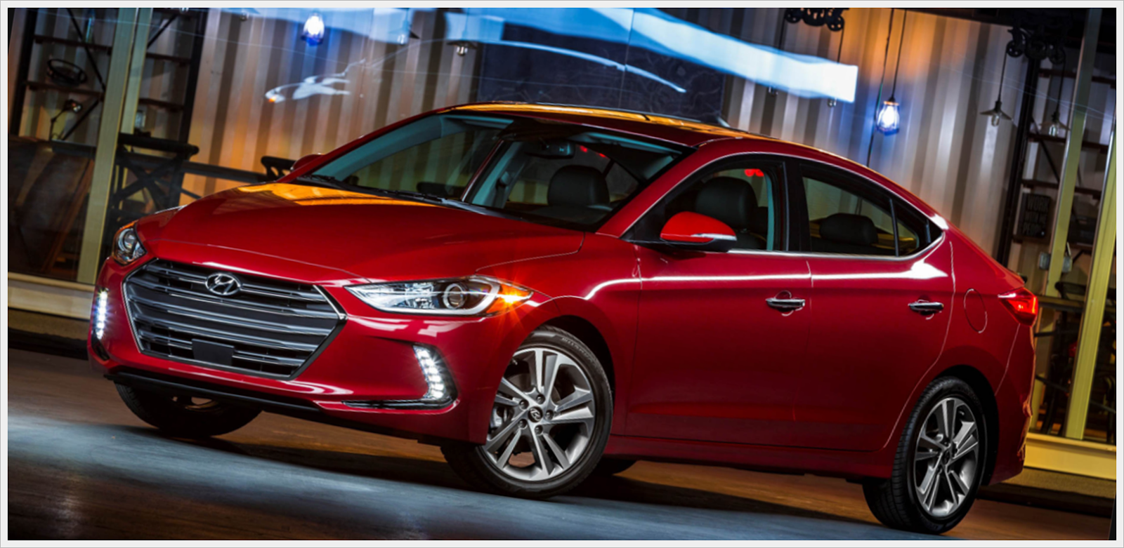 2017 hyundai elantra review specs and prices caranddriver. Black Bedroom Furniture Sets. Home Design Ideas