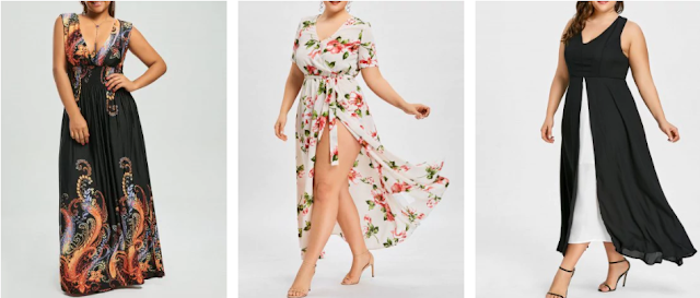 vestidos plus size, rosegal, moda, fashion, dicas de moda, dica de compra, dica do dia