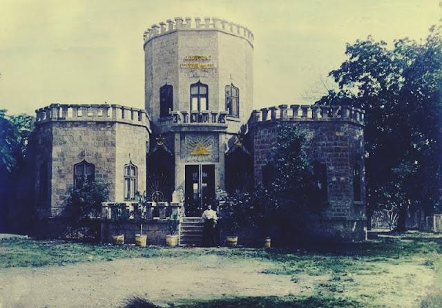 Iulia Hasdeu Castle, Romania.