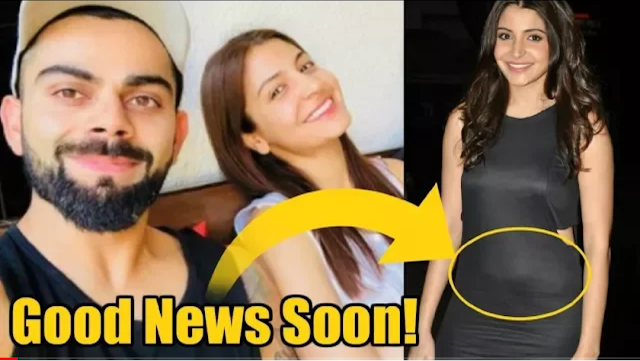 Anushka Sharma Is Pregnant Photo Of Baby Bump