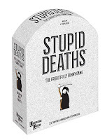 Stupid Deaths - The Best Adults Games and Board Games to Play at a Party