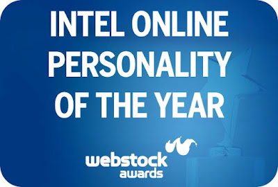 Intel online personality of the year