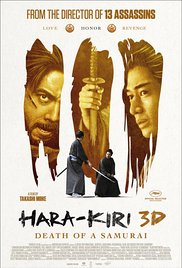 Hara-Kiri: Death of a Samurai (2011)