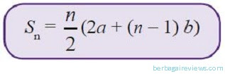 Rumus menghitung deret aritmatika - berbagaireviews.com