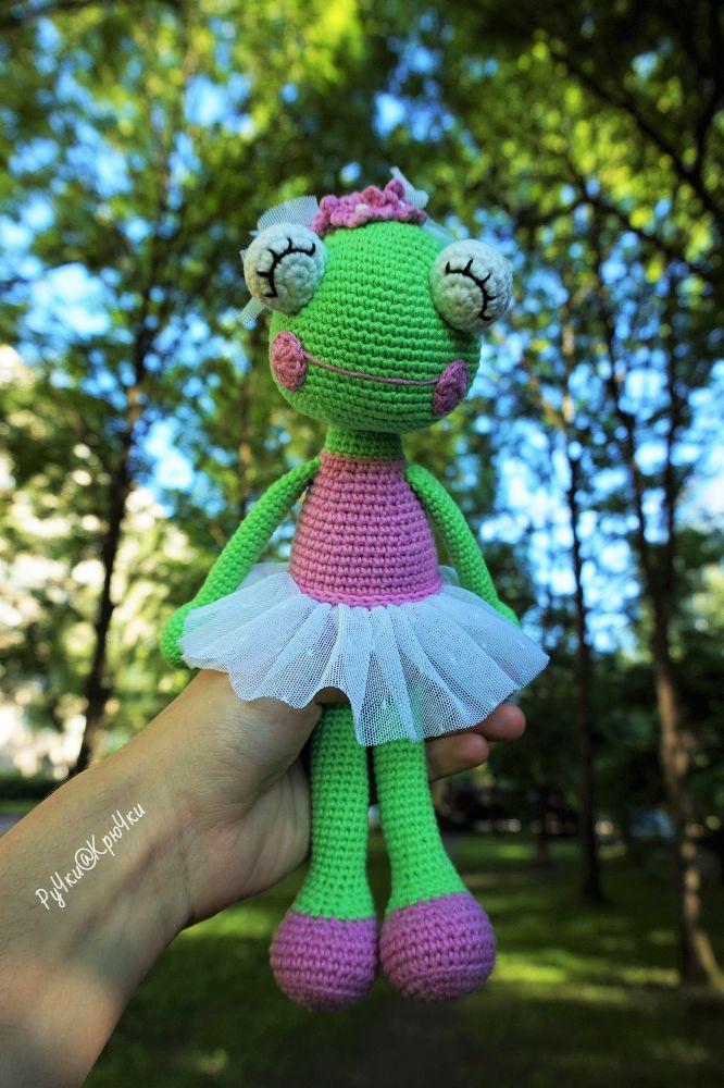 Amigurumi Crochet Amigurumi ballerina (crochet) – Amigurumi Patterns | 1000x666