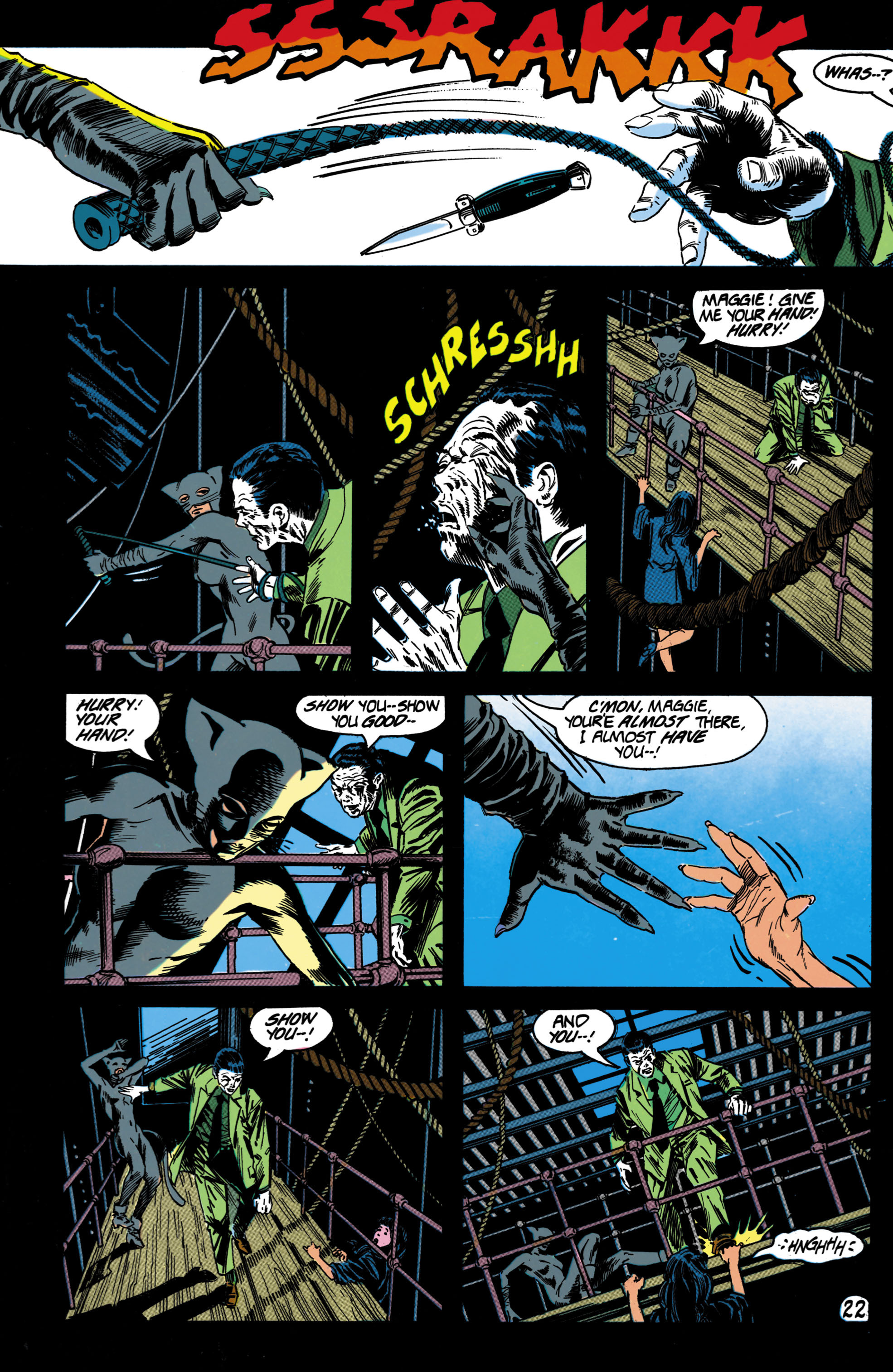 Catwoman (1989) Issue #3 #3 - English 23