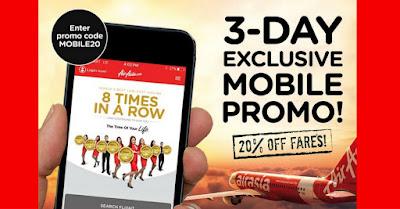 AirAsia Promo 2017