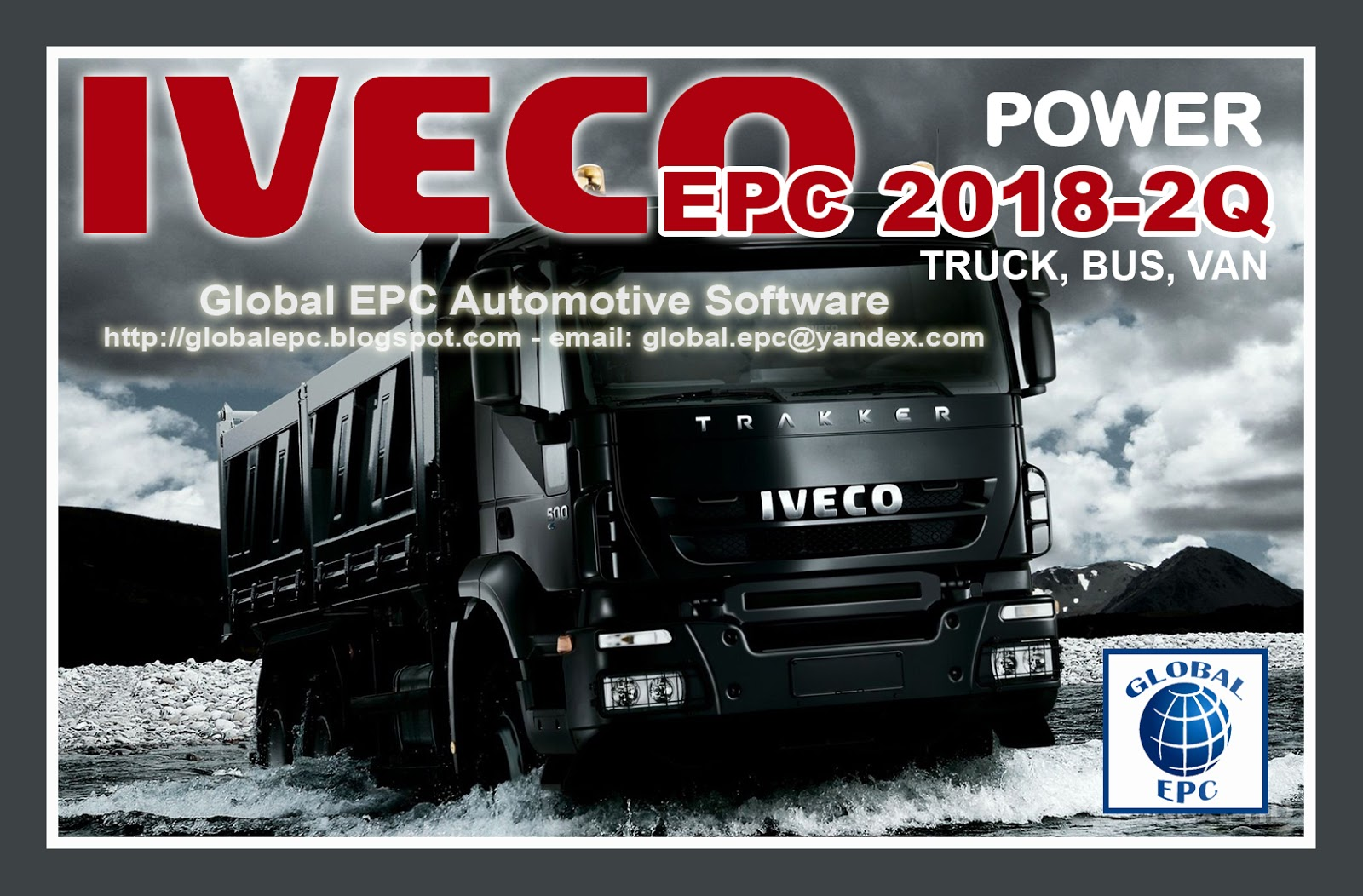 IVECO POWER EPC 07.2018 PRE-ACTIVATED