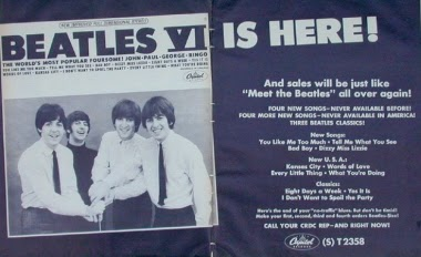 Terjemahan Lirik Lagu The Beatles - Yesterday
