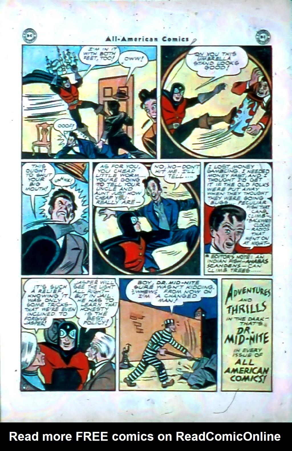 Read online All-American Comics (1939) comic -  Issue #74 - 25