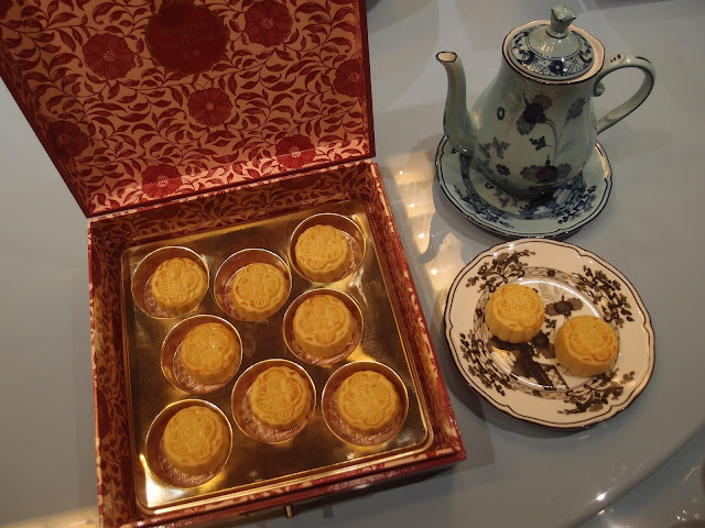 Ritz Carlton Mooncakes