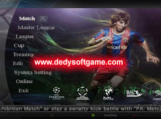 Patch Update New Player For Winning Eleven 9 - Free Download