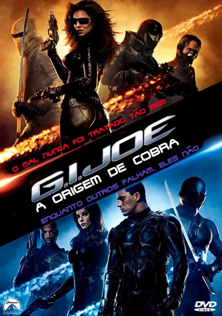 G.I. Joe: A Origem de Cobra Torrent - BluRay 720p/1080p Dual Áudio (2009)