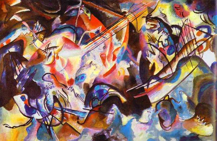Vasilij Vasiljevič Kandinski - Page 3 Wassily+Kandinsky+-+Tutt%2527Art%2540+%252815%2529