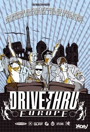 DRIVE THRU EUROPE Full Film The Momentum Files