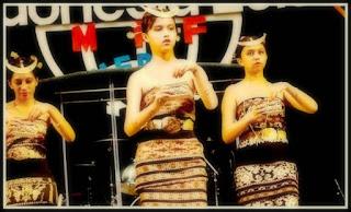 Tari Cerana Tarian Tradisional Dari Kupang, NTT