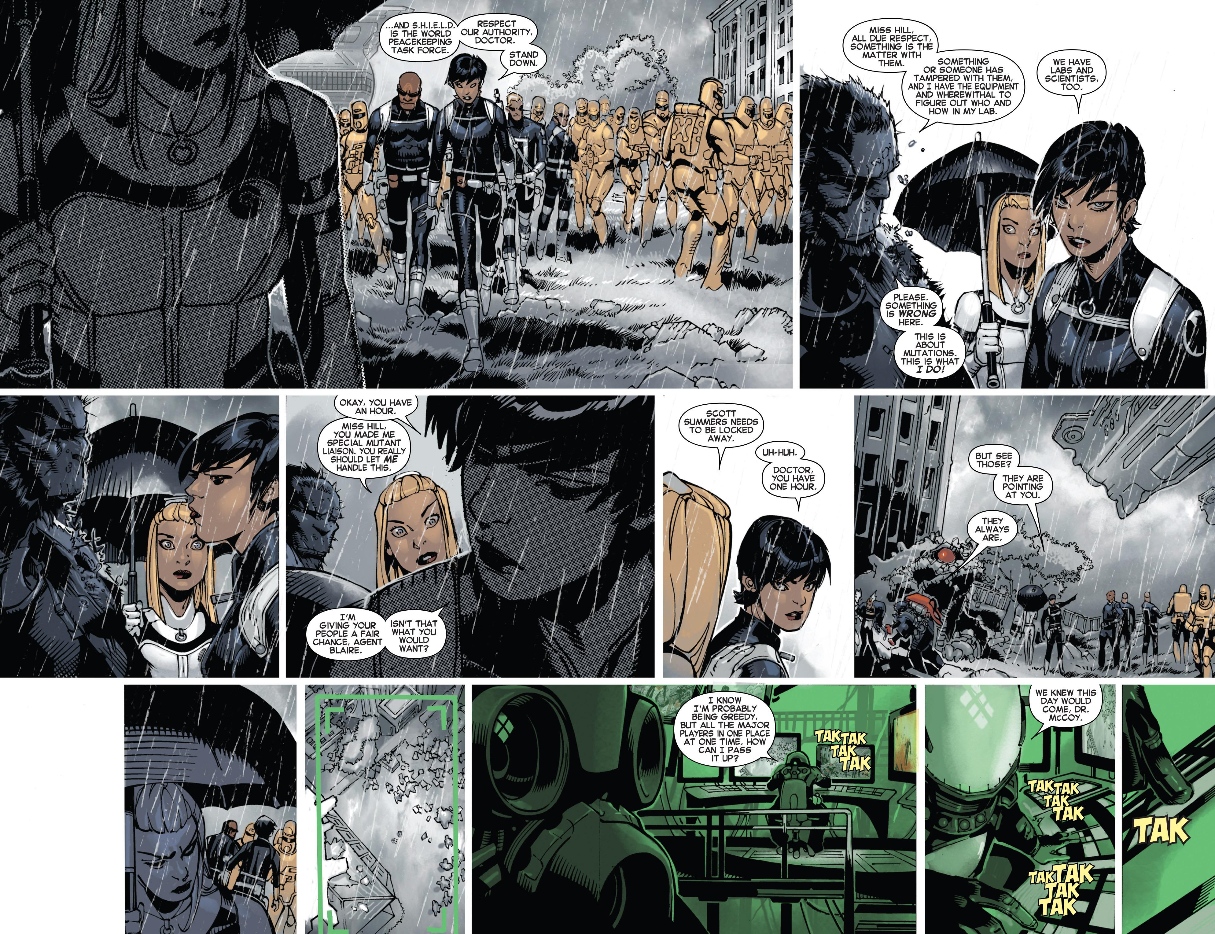 Read online Uncanny X-Men (2013) comic -  Issue #21 - 13