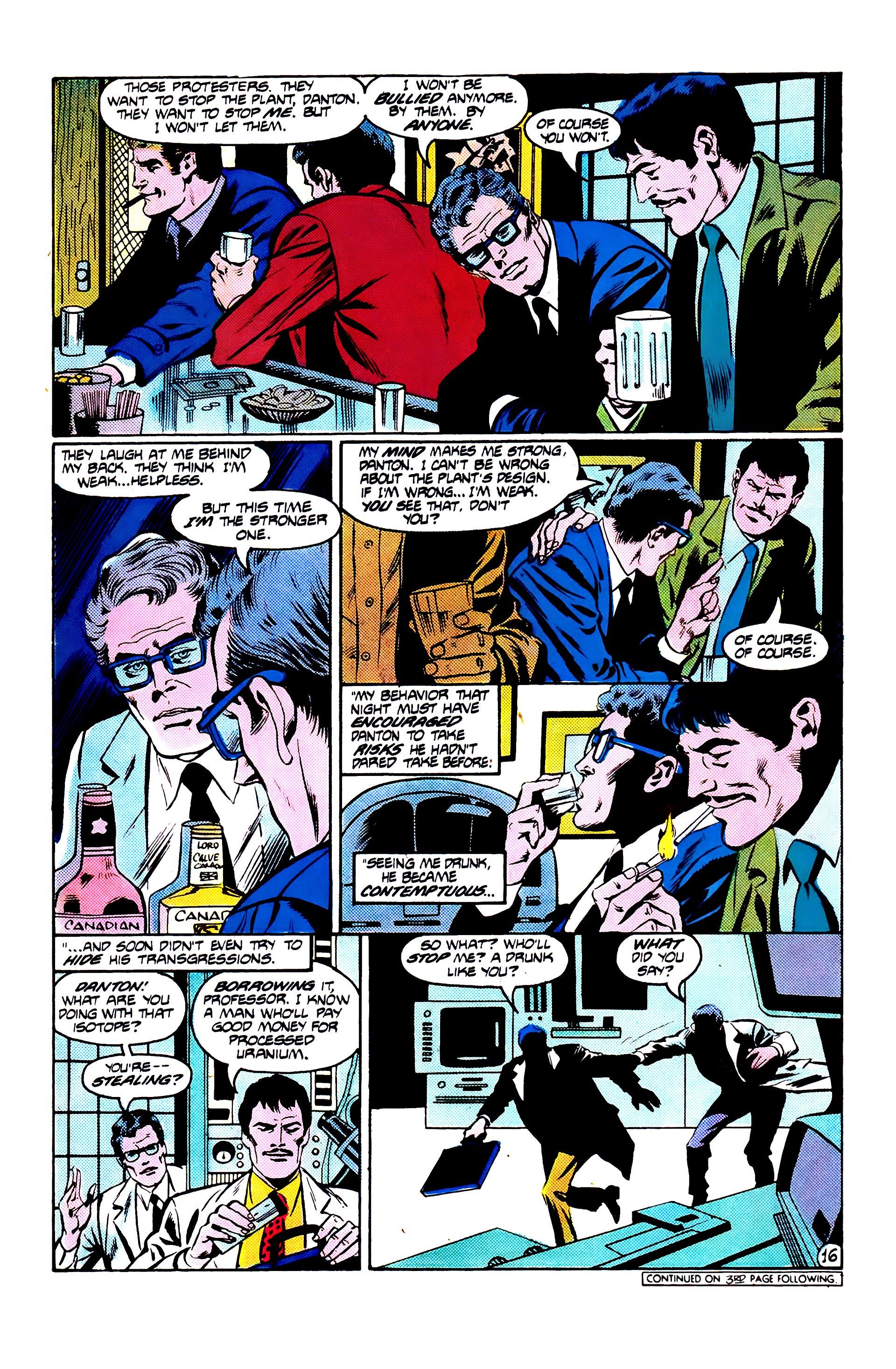 Read online Secret Origins (1986) comic -  Issue #4 - 22