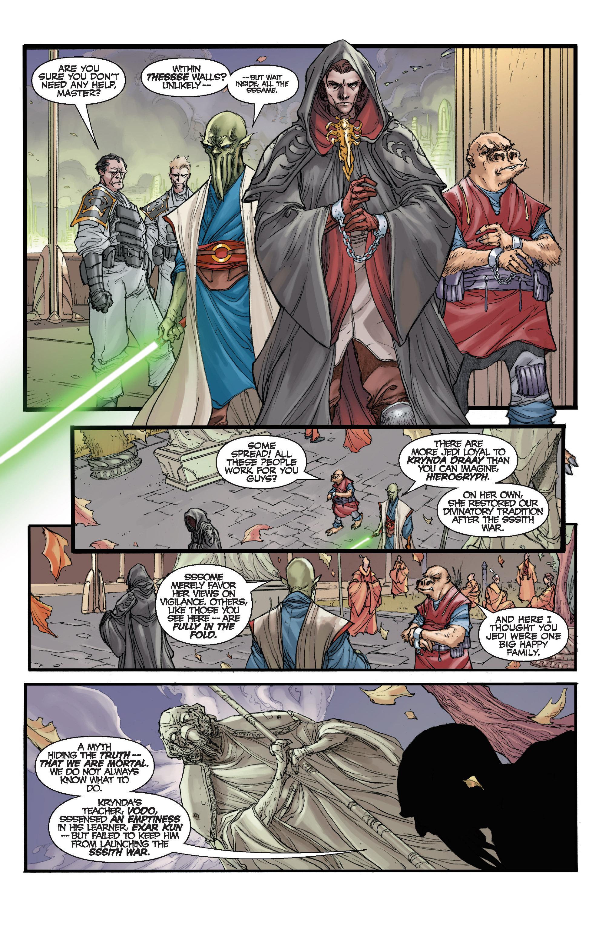 Read online Star Wars Omnibus comic -  Issue # Vol. 32 - 305