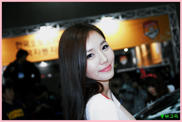 4 Lee Ji Min - Automotive Week 2012-very cute asian girl-girlcute4u.blogspot.com