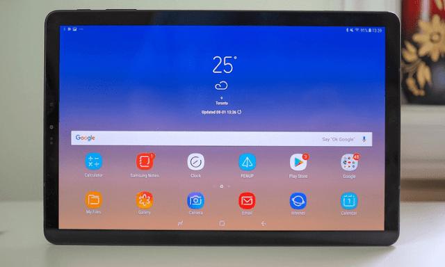 Harga dan Spesifikasi Samsung Galaxy Tab S Harga dan Spesifikasi Samsung Galaxy Tab S4 : Tablet dua wajah