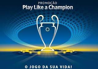 Promoção Play Like a Champion