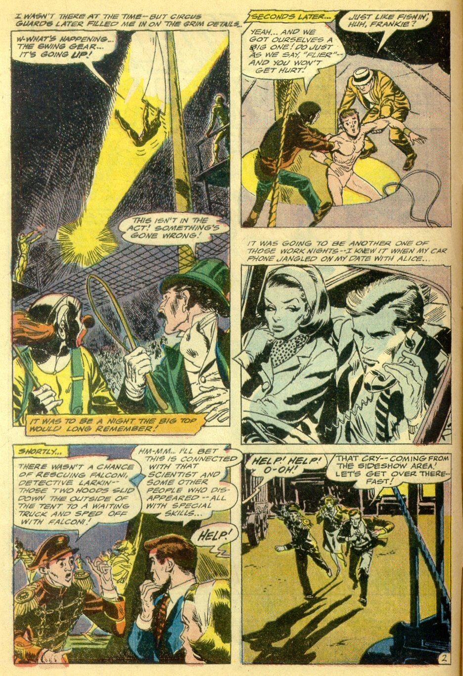 Strange Adventures (1950) issue 193 - Page 4