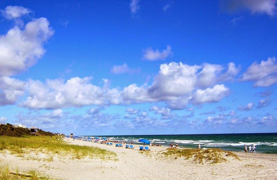 Delray Beach em Miami na Flórida