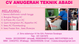 Service Mesin Cuci Murah Wonoayu Sidoarjo