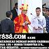 Jokowi Memberikan Hadiah Bagi Pemenang Busana Adat Berupa Sepeda