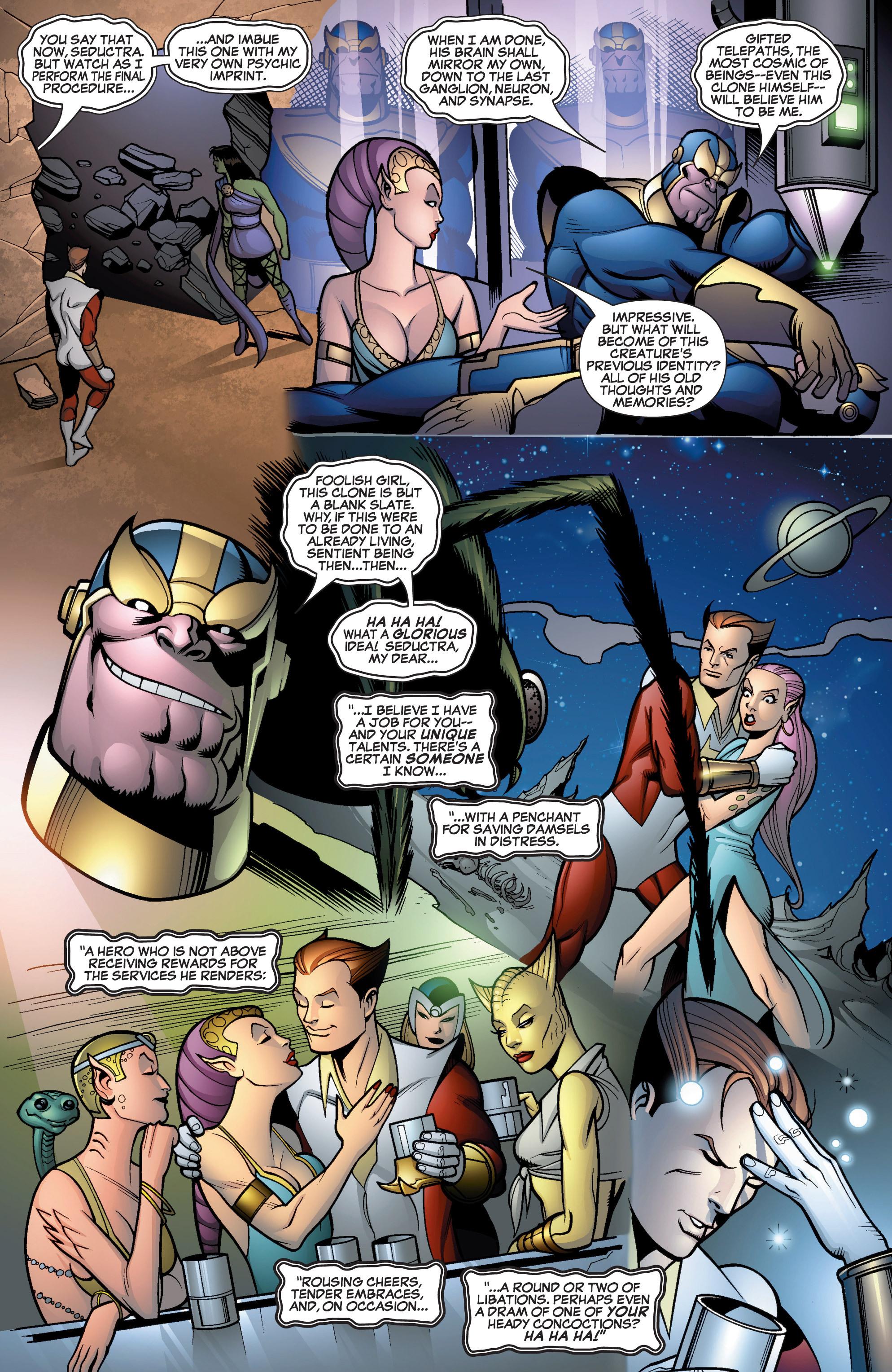 Read online She-Hulk (2005) comic -  Issue #13 - 18