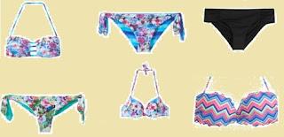 collezione moda mare 2016 di tezenis: i bikini