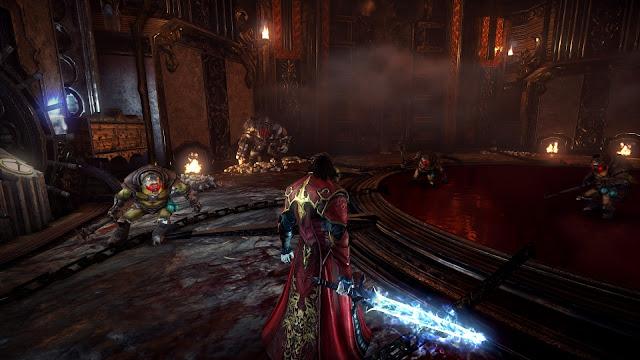 Castlevania: Lords of Shadow 2 - Xbox 360 - Multi5 - Captura 1