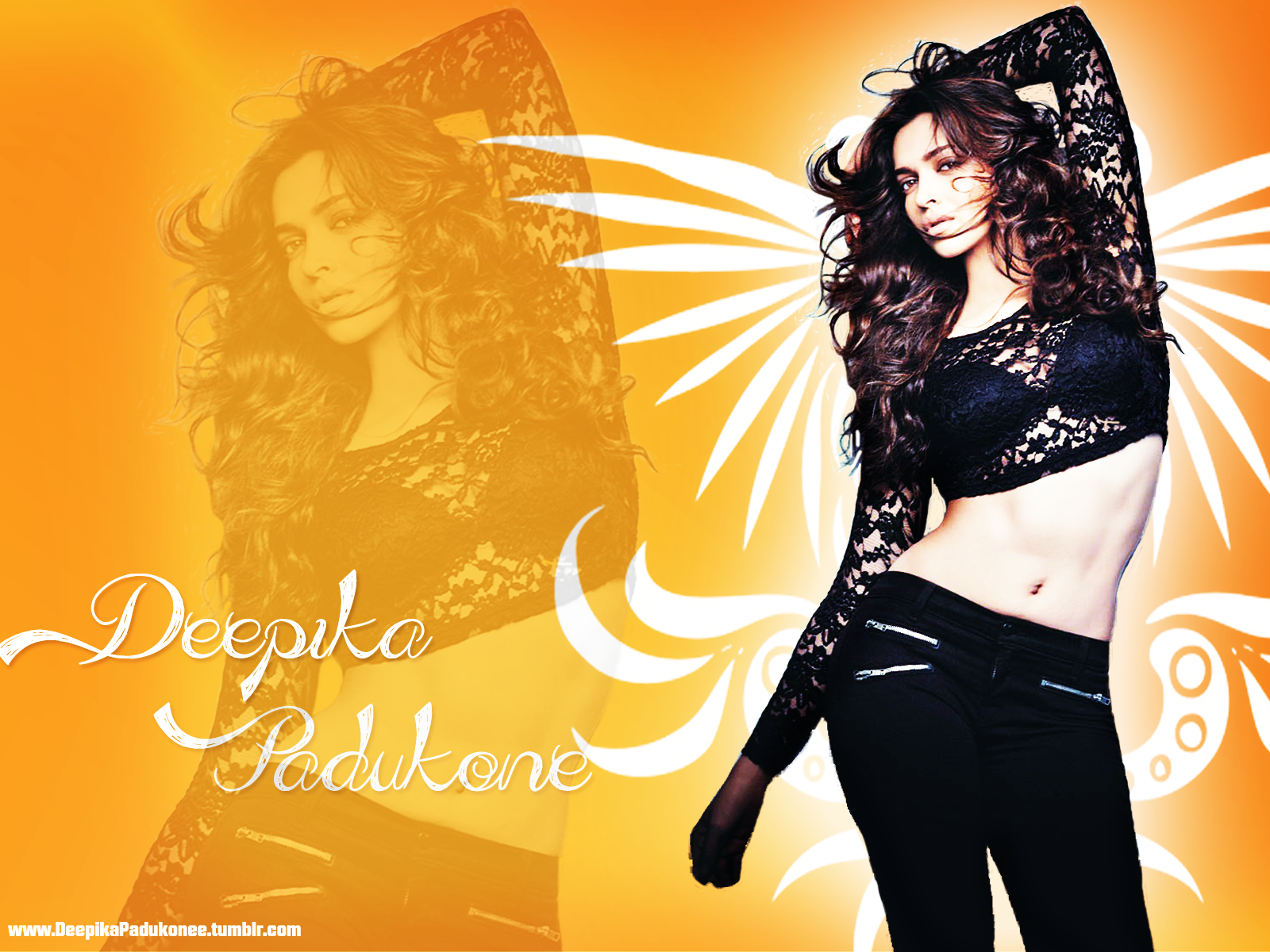 Deepika Padukone Hottest Wallpaper for your Desktop
