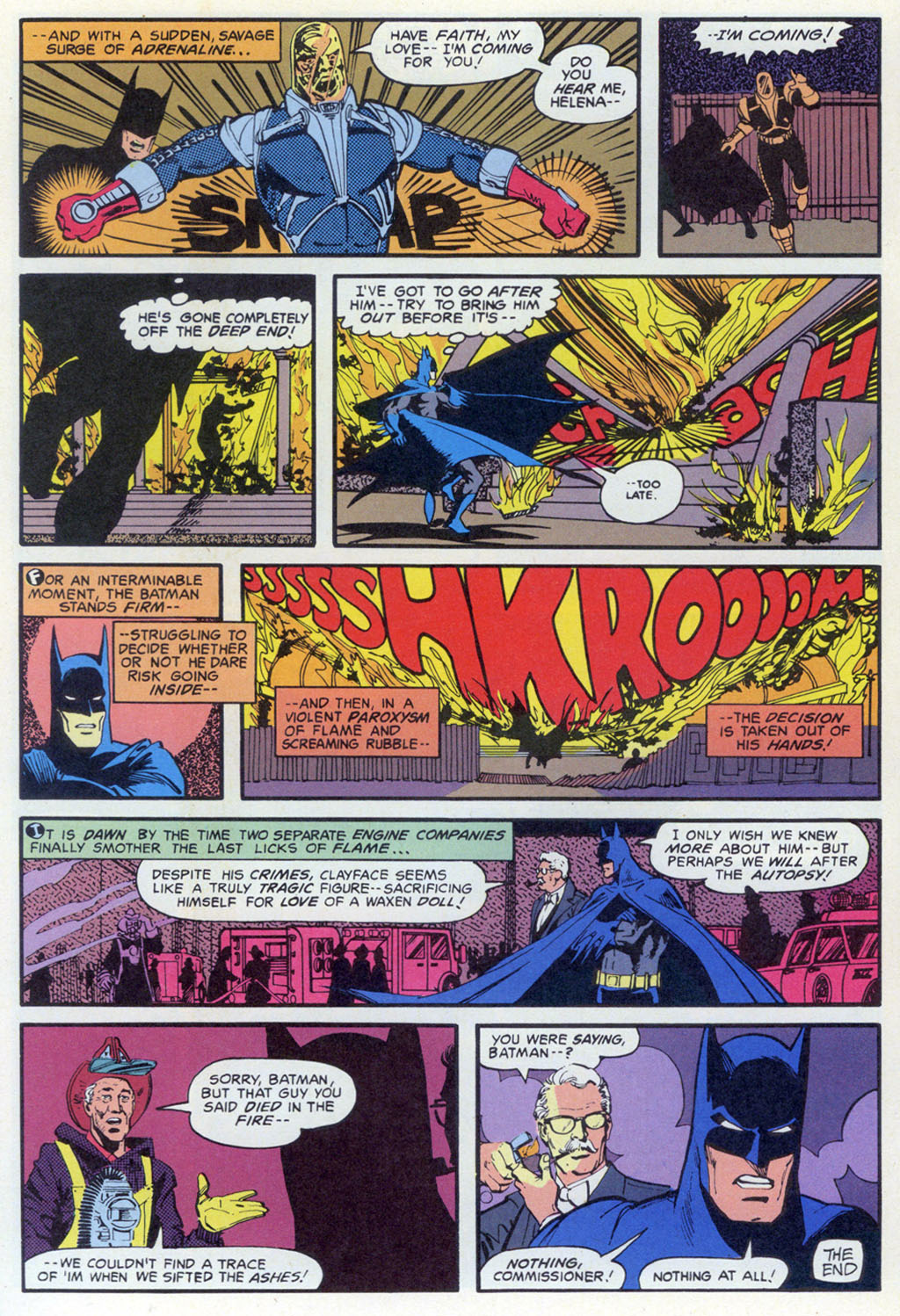 Read online Shadow of the Batman comic -  Issue #5 - 37