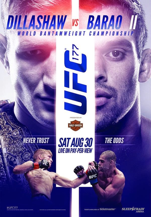 MMA Fight Opinion: Aug...