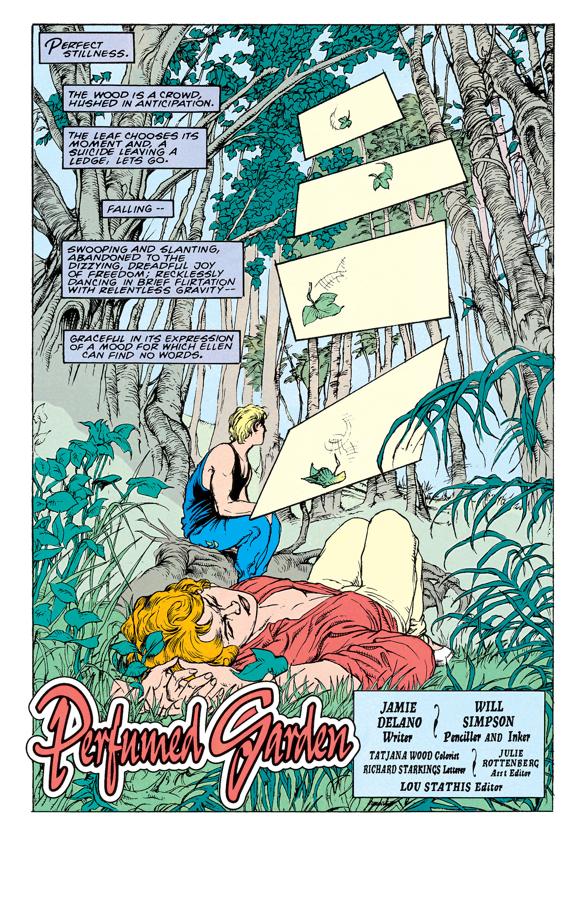 Read online Animal Man (1988) comic -  Issue #65 - 2