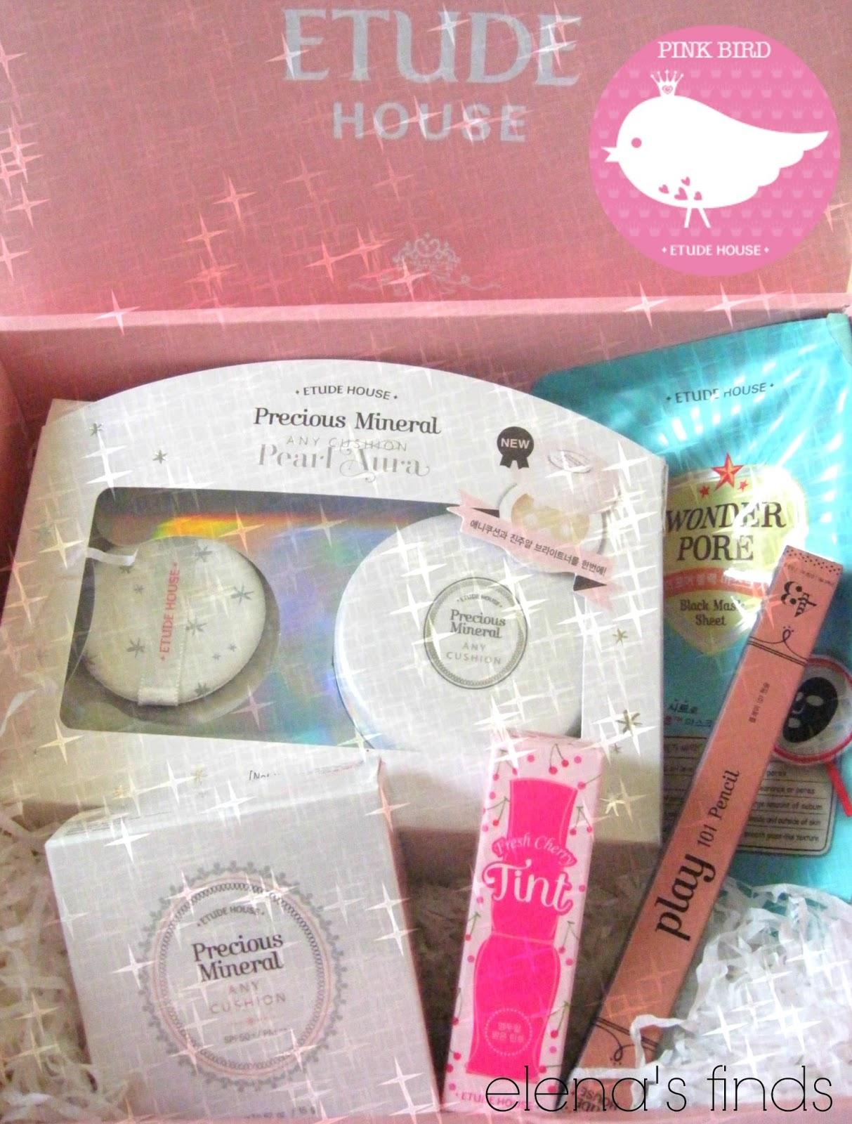 Pink Bird Box by Etude House - May  1290e2ba855