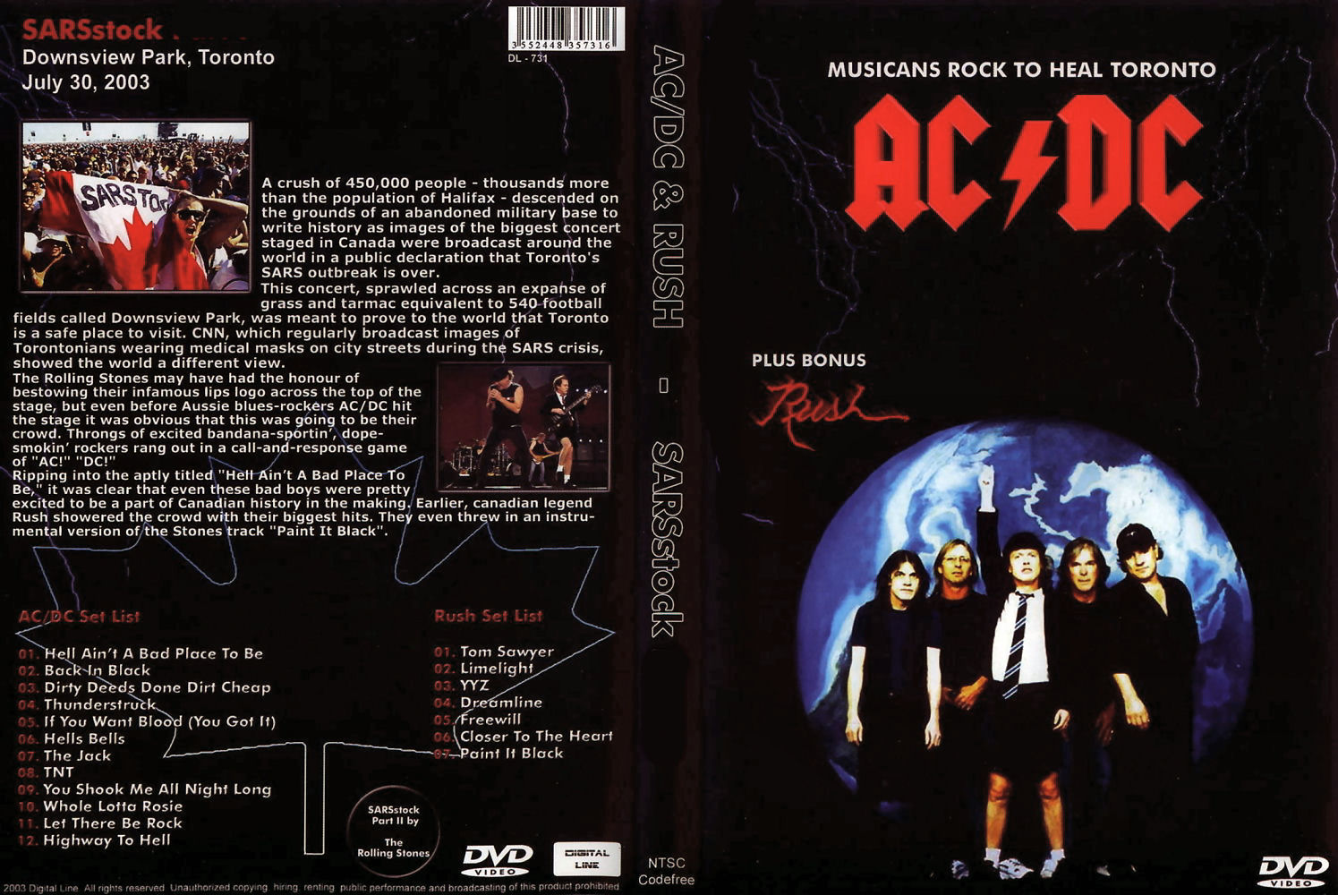 acdc highway to hell live