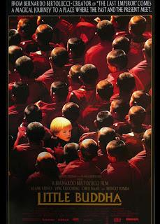 """Mały Budda"" (1993), reż. Bernardo Bertolucci. Recenzja filmu."