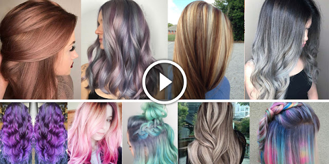 Today Young Girls Are Spending Too Much Money On These Hair Colors! Did You Try These Trendiest Colors
